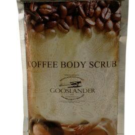 Gooslander Coffee Body scrub