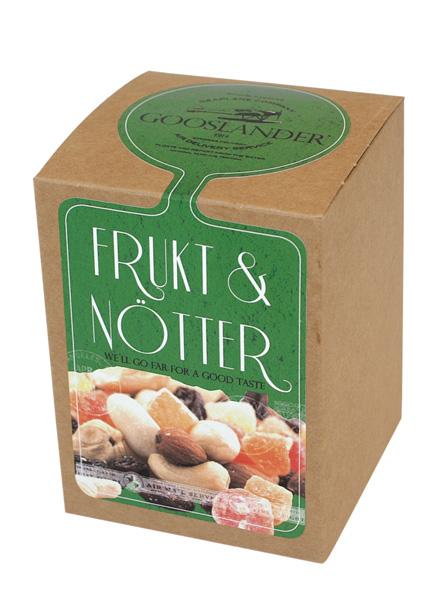 Frukt & Nötter
