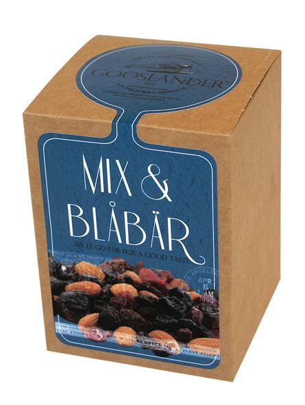 Mix & Blåbär