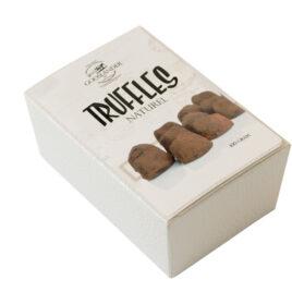 Gooslander Tryffel naturell kakao
