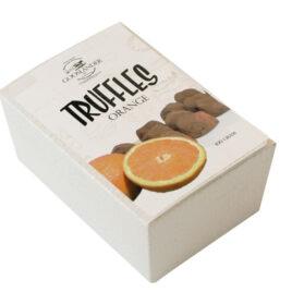 Gooslander Tryffel med apelsin