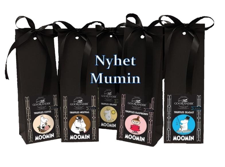 Mumin Nyhet